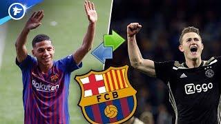 Todibo entre dans l'opération De Ligt au Barça | Revue de presse