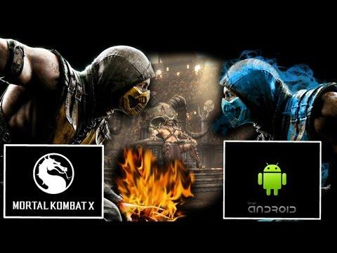 Mortal Kombat 2.1.2 para Android - Descargar