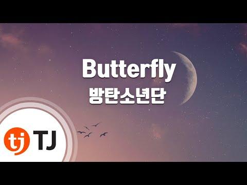 [TJ노래방] Butterfly - 방탄소년단 (Butterfly - BTS) / TJ Karaoke