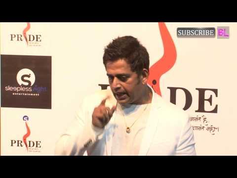 Ali Fazal   Ravi Kishan  VJ Andy   Pride Gallantry Awards 2015