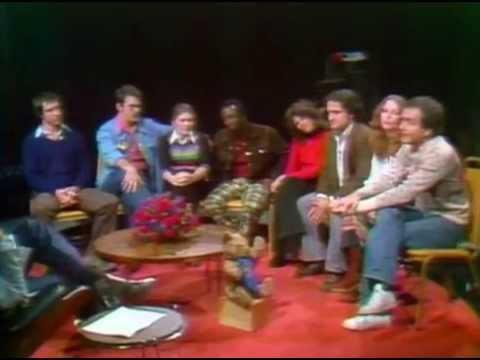 Original SNL Cast and Lorne Michaels on Tom Snyder 1975