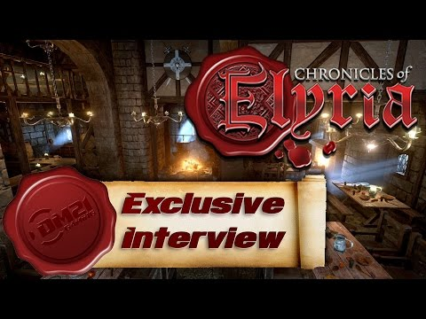 Chronicles of Elyria: Exclusive Interview with Jeromy Walsh