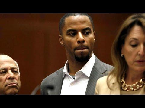 Ex NFL star cops plea deal in rape case