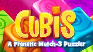 Cubis Creatures Official Trailer (iOS)