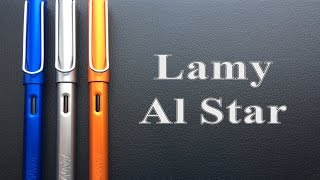 lamy Al Star Review