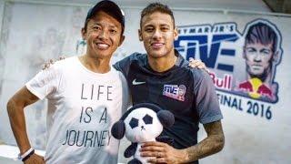 旅するボール 〜Red Bull Neymar Jr`s Five  〜    前を向け!/ ウカスカジー