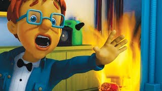 Sam el Bombero en Español |  Alarma de Incendios 🔥 NUEVOS episodios | Capitulos Completos