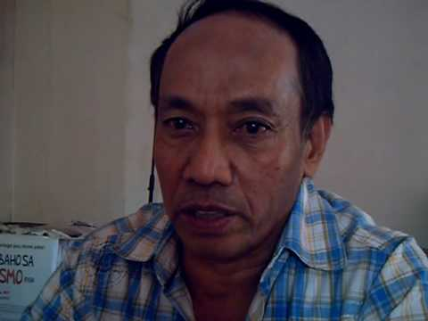 MR. GIL INCIONG - Coordinator (Office of Mayor of Tuy, Batangas BOY CALINGASAN )