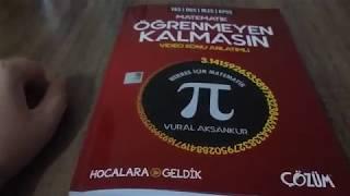 Matematik Öğrenmeyen Kalmasın (Hocalara Geldik) Kitap İncelemesi