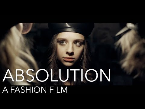 "Fashion Film | Director | NYC Fashion Film, ""Absolution"""