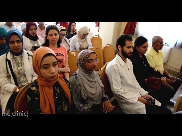 أ.د. يحي غانم يتحدث عن مرضي السكري في الصيام في ندوة قبل شهر رمضان