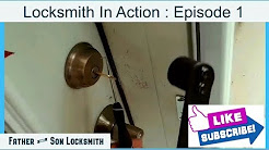 Locksmith In Action : Episode 1