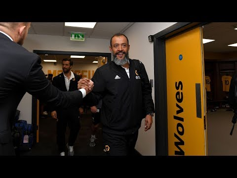 Nuno previews the match up with Man City