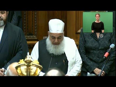 شاهد: البرلمان النيوزيلندي يفتتح جلسته بالقرآن ورئيسة الوزراء تطالب بدعم المسلمين يوم الجمعة…  - نشر قبل 3 ساعة