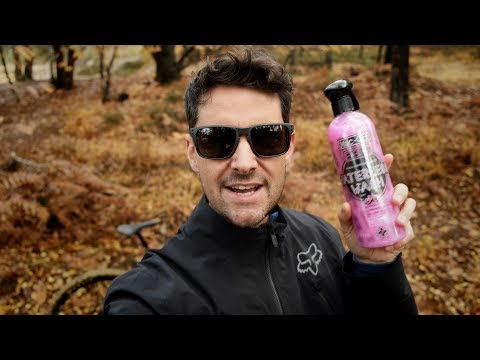 Washing your EMTB without water? Muc-Off Dry Wash E-Bike Cleaner
