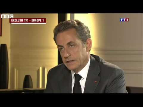 BBC News   Ex President Nicolas Sarkozy  Case against me