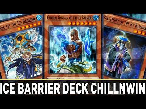 ICE BARRIER DECK CHILL-N-WIN | YuGiOh Duel Links Mobile PVP w/ ShadyPenguinn