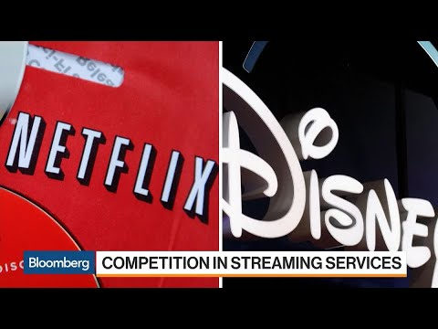 Competition In Streaming Services