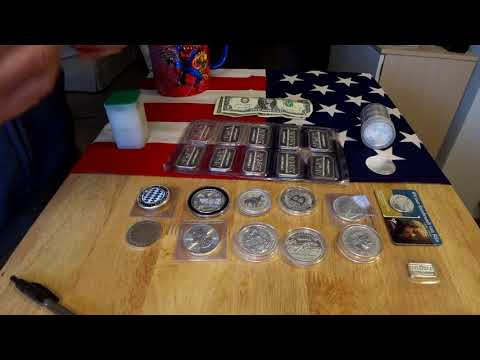 Silver 2018, Now Is The Time To Buy Silver