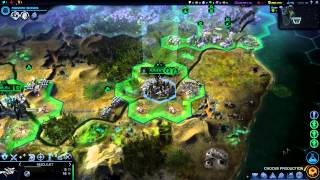 "Civilization Beyond Earth: Brasilia ep. 9 ""WAR"""