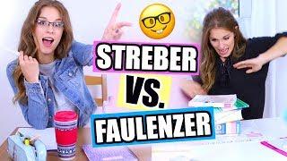 DIESER TEST sagt dir welcher SCHÜLERTYP DU BIST! Streber vs. Faulenzer ♡BarbaraSofie