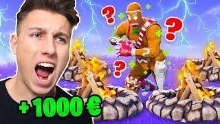 WER zuletzt SALTY SPRINGS verlässt bekommt 1000€ in Fortnite!