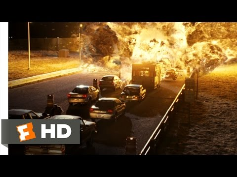 The Eye (8/8) Movie CLIP - Rescue at the Border (2008) HD