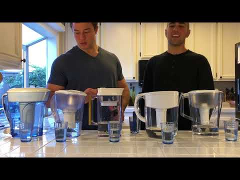 Water Pitcher Filter - Amazon's Top 5 Review #001