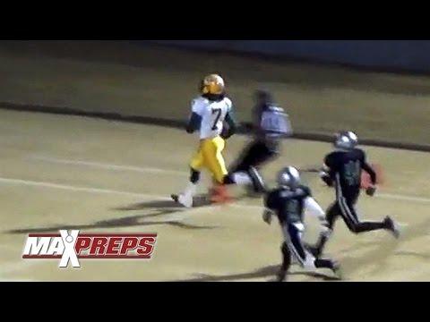 Christian Owens (South Carolina Commit) 2014 Highlights