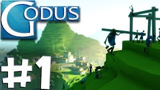 A New World | Godus Gameplay w/ Ardy | Part 1