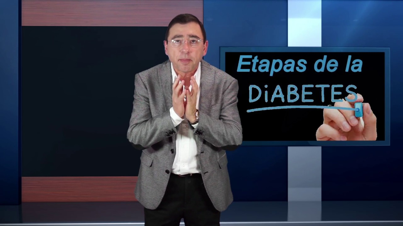 etapas de diabetes