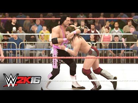 WWE-مصارعة حرة