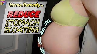 How Remove Stomach Bloating Fast Naturally