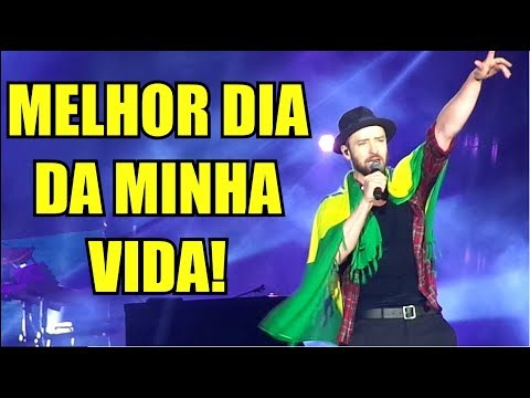 JUSTIN TIMBERLAKE LIVE ROCK IN RIO 2017