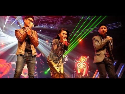 RASA TERINDAH  - ROSSA, PASHA, AFGAN Karaoke ( Tanpa Vokal ) Cover