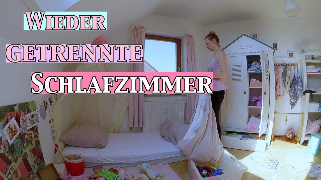 Wieder getrennte Schlafzimmer | Follow me around | Food Haul - YouTube