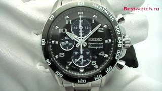 Обзор мужских часов Seiko Sportura SNAE63J