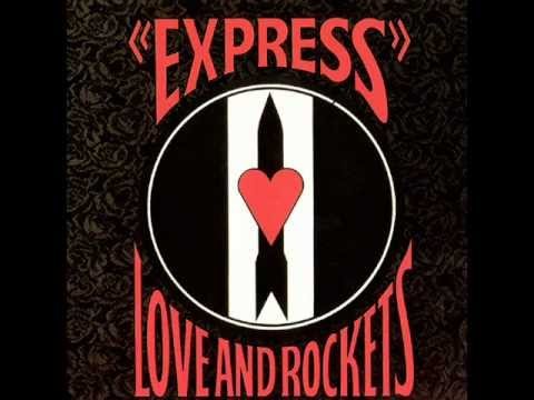 LOVE AND ROCKETS   05   LIFE IN LARALAY EXPRESS