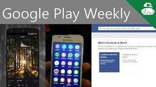 Google Play outpacing everyone, Facebook at Work exists, more Adobe! - Google Play Weekly