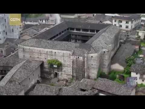 Beautiful China - Terrace and Hakka people of Jiangxi Province