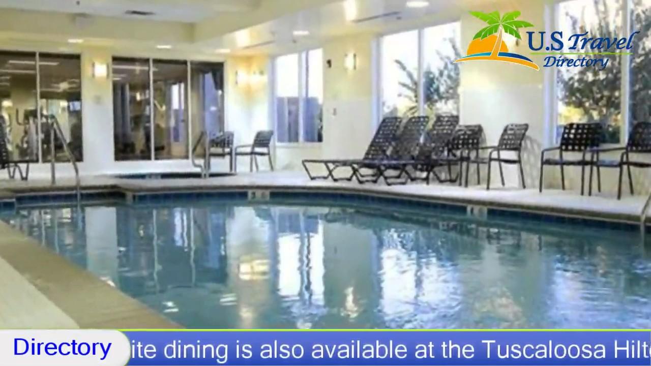 Hilton Garden Inn Tuscaloosa Hotel Tuscaloosa AL YouTube