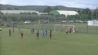 Campionato Promozione 2016/2017 1a giornata: Donoratico-Atletico Etruria 5-2 (highlights)