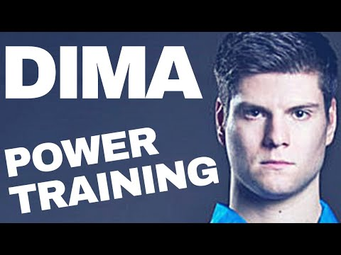 Training With New World N°1 OVTCHAROV Dimitrij and BOLL Timo (Part 2-Private Record) World Cup 2017
