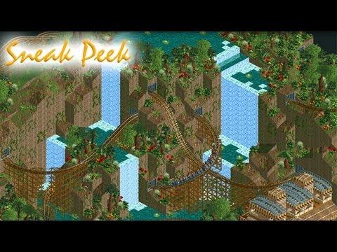 RCT2 Reddit Park Sneak Peek 1