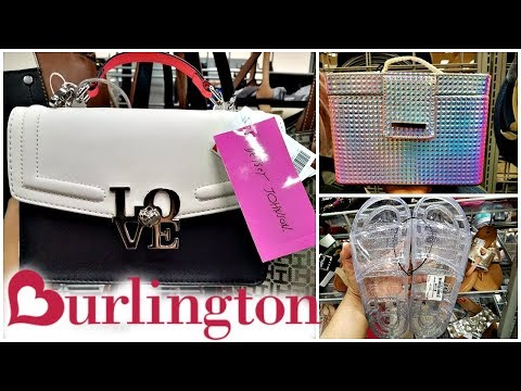 Shop With ME BURLINGTON HANDBAGS COACH GUESS SHOES PUMA CALVIN KLEIN WALK THROUGH 2018