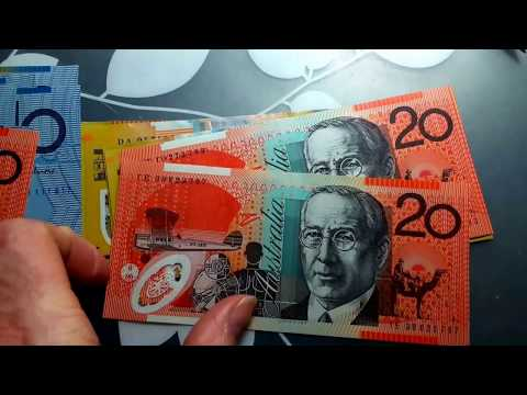 Australian banknotes pulled from circulation