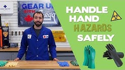 Help Protect your Hands with Chemical Resistant Gloves - Gear Up With Gregg's