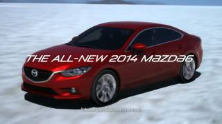 2014 Mazda6 — Artistry & Engineering   Mazda USA