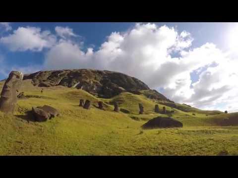 Un Gran Viaje, Part 1 - Rome, BA, Montevideo & Easter Island