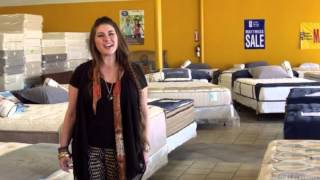 Best For Less Mattress Company - Grand Prairie, TX - About Our Store(Chris and Amanda tell you all about our family mattress store. Located at 2989 S. State Hwy 360, Grand Prairie, TX 75052., 2014-12-13T01:48:07.000Z)